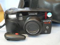 Cased Olympus Superzoom 110 Camera + Remote £9.99